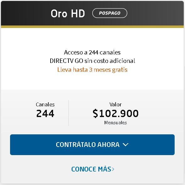 Oro-HD-Pospago